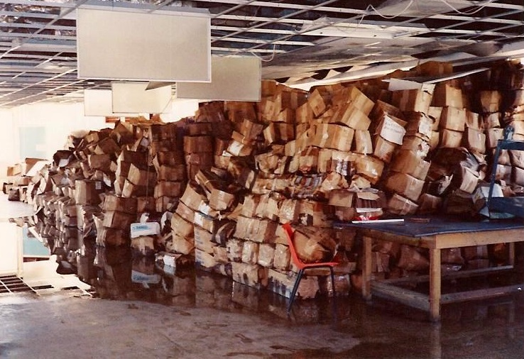 Commercial Business Water Damage Insurance Claim - Adjusters International