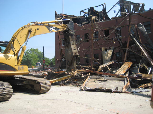 Commercial Business Fire Insurance Claim 2 - Adjusters International