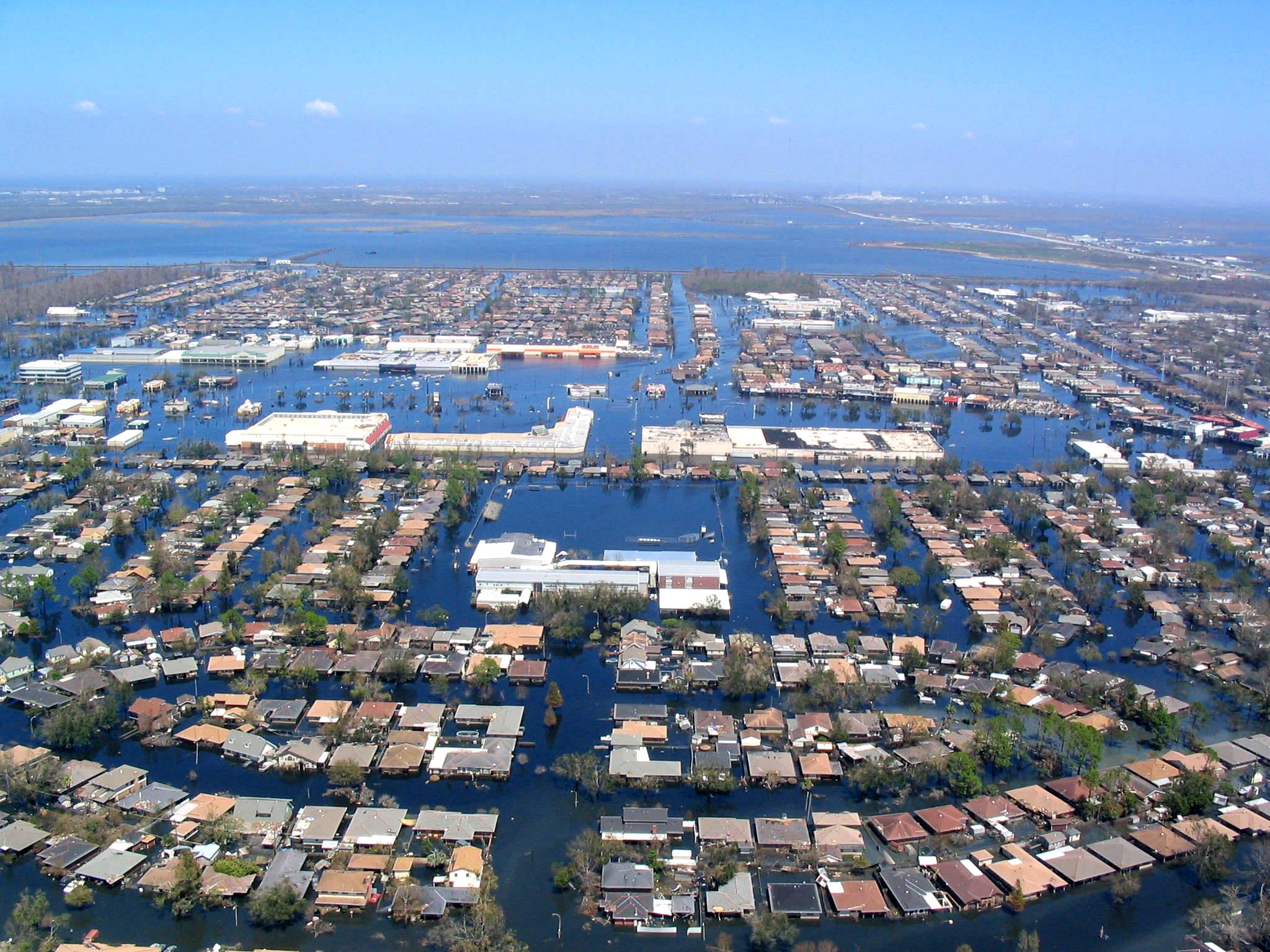 Commercial Business Hurricane Insurance Claim - Adjusters International
