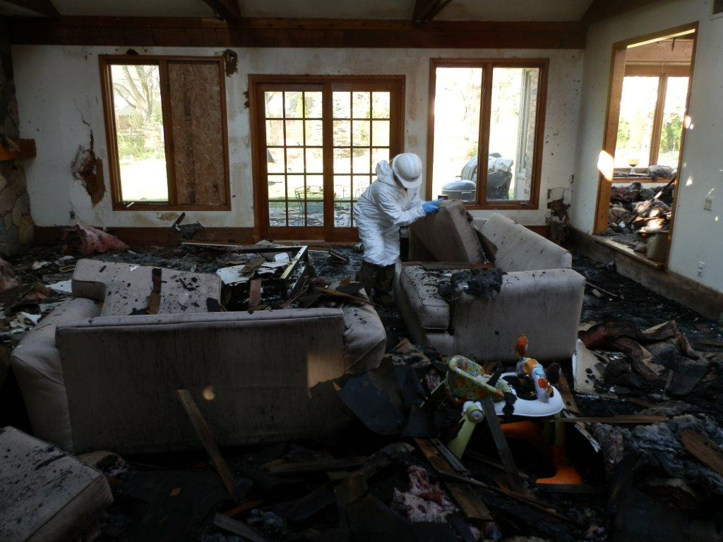 Residential Homeowners Insurance Claim - Fire Damage - Adjusters International 2