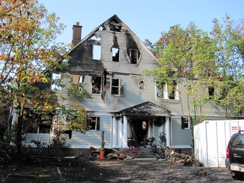 Residential Homeowners Insurance Claim - Fire Damage - Adjusters International