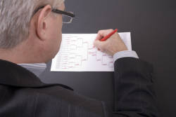 How is a Basketball Tournament like an Insurance Claim?