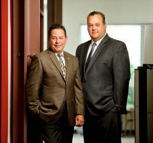 Art Jansen, CEO and Luis R. Esteves, Principal of Jansen/Adjusters International
