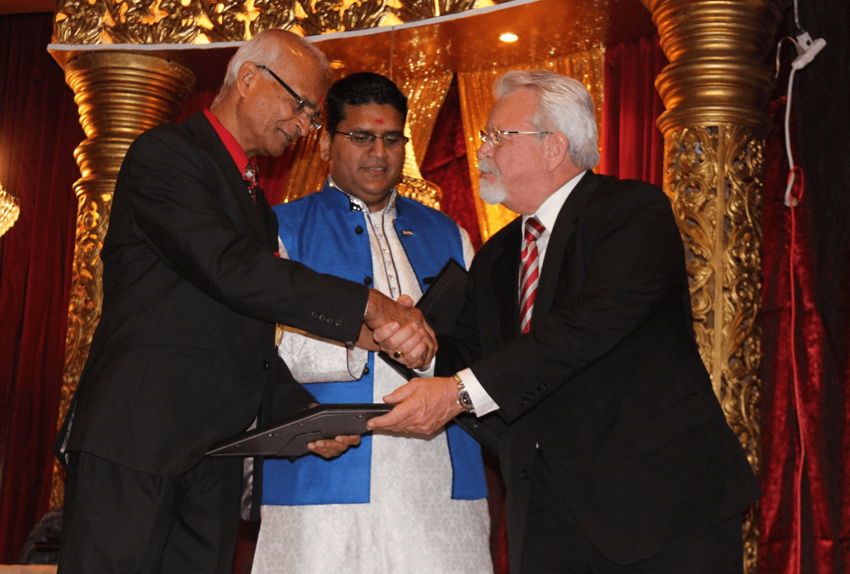 Jansen/Adjusters International Honored by Houston's Vadtal Dham Temple and Hindu Community Thumbnail Image