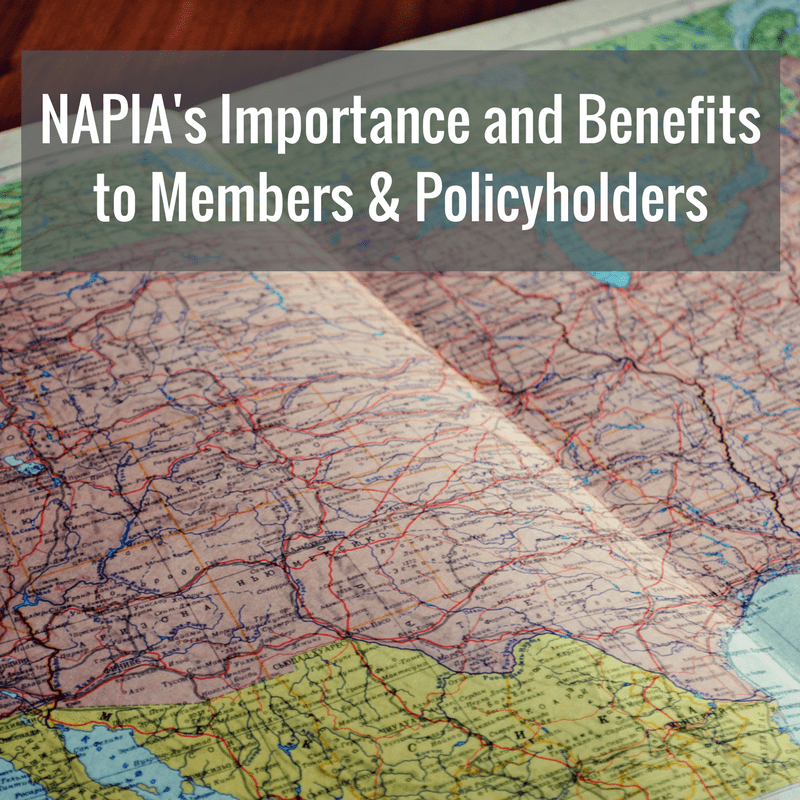 The National Association of Public Insurance Adjusters' (NAPIA) Importance and Benefits to Members and Policyholders