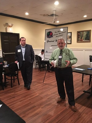 Jansen/Adjusters International Supports the Galveston County Apartment Association's General Meeting
